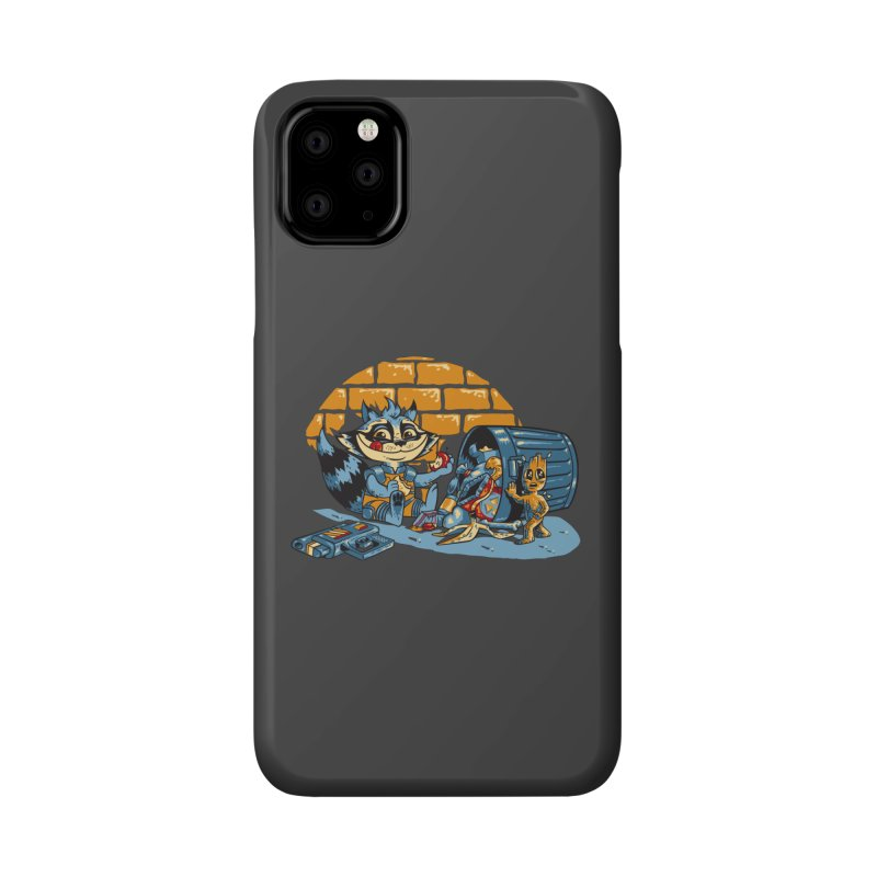 Dumpster Divers Accessories Phone Case by bennygraphix's Artist Shop