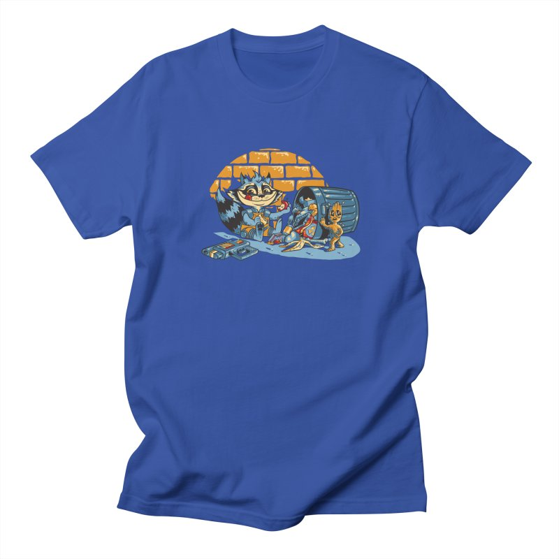 Dumpster Divers Women's Regular Unisex T-Shirt by bennygraphix's Artist Shop