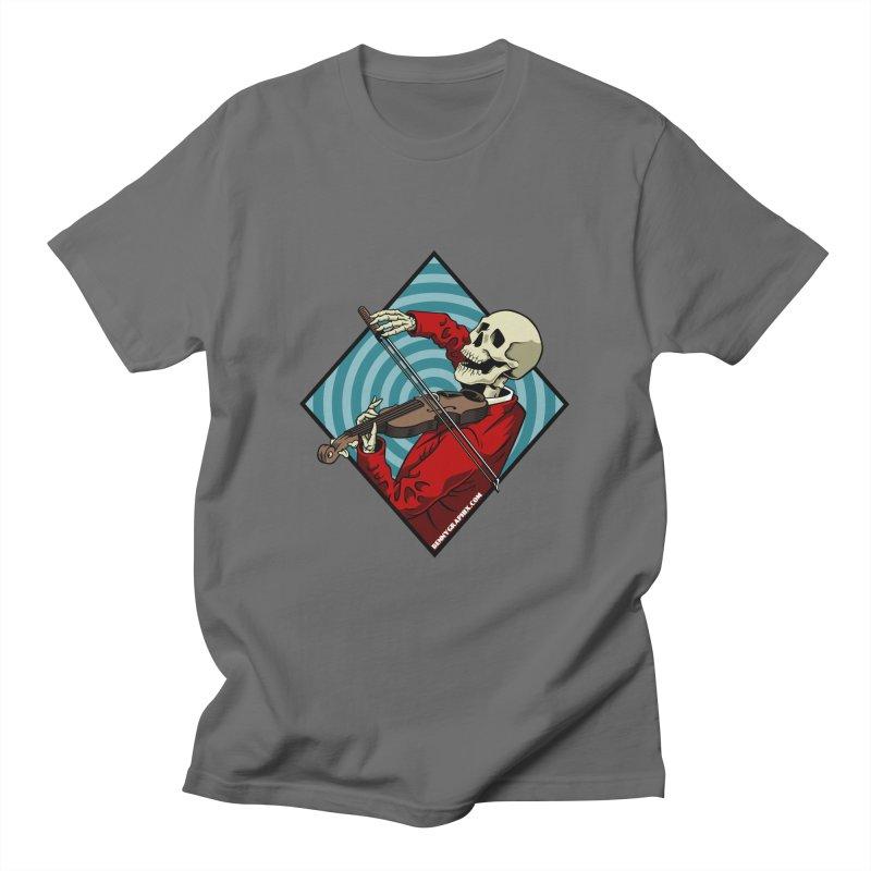 Fiddler Men's T-Shirt by bennygraphix's Artist Shop