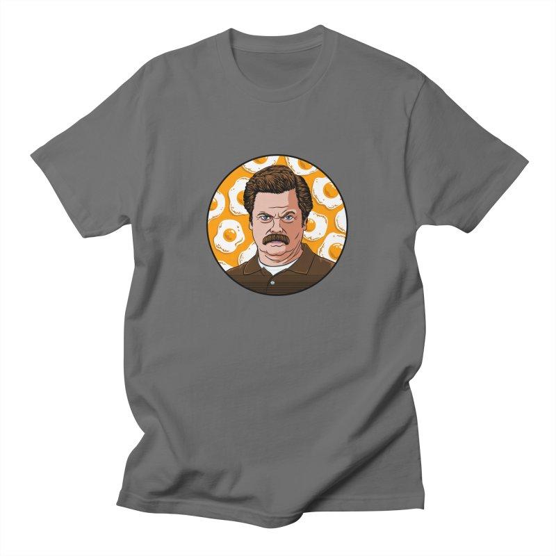 Swanson Men's T-Shirt by bennygraphix's Artist Shop