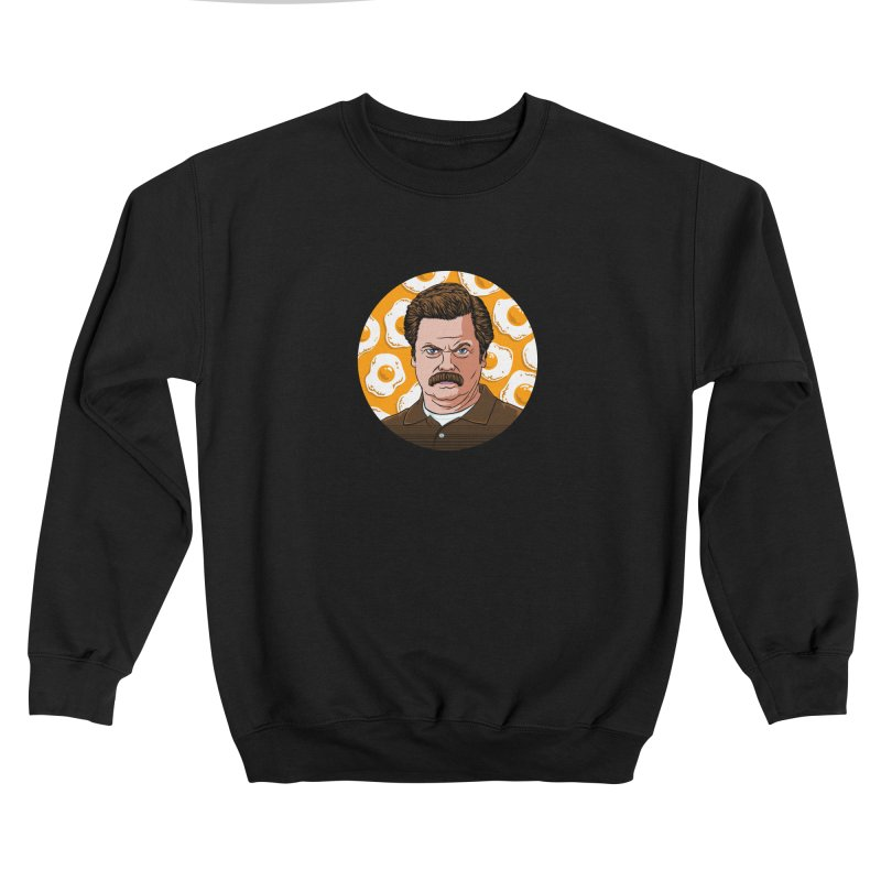 Swanson Women's Sweatshirt by bennygraphix's Artist Shop