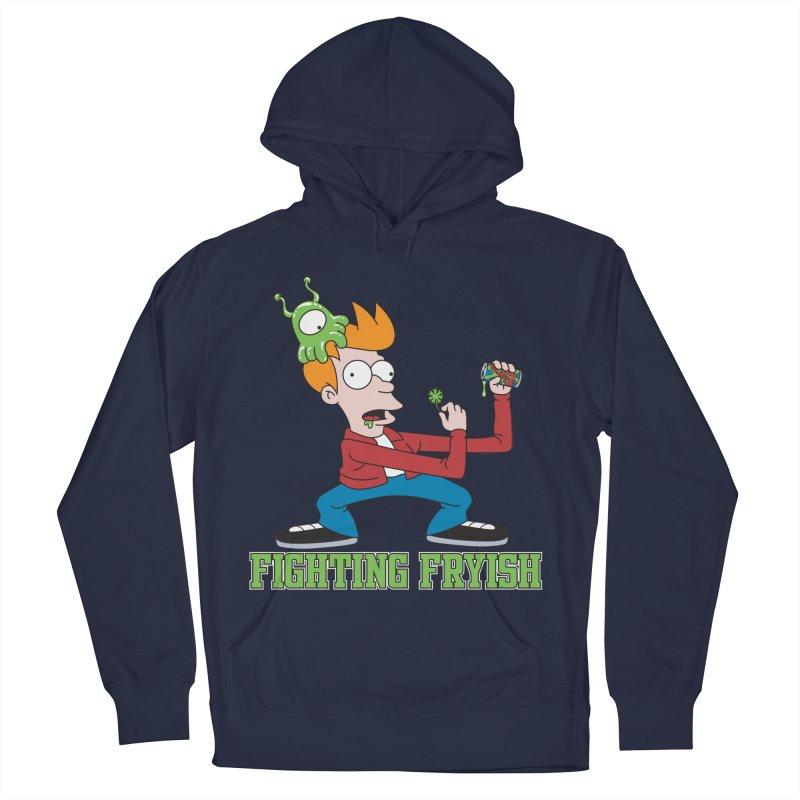Fighting Fryish Women's Pullover Hoody by bennygraphix's Artist Shop