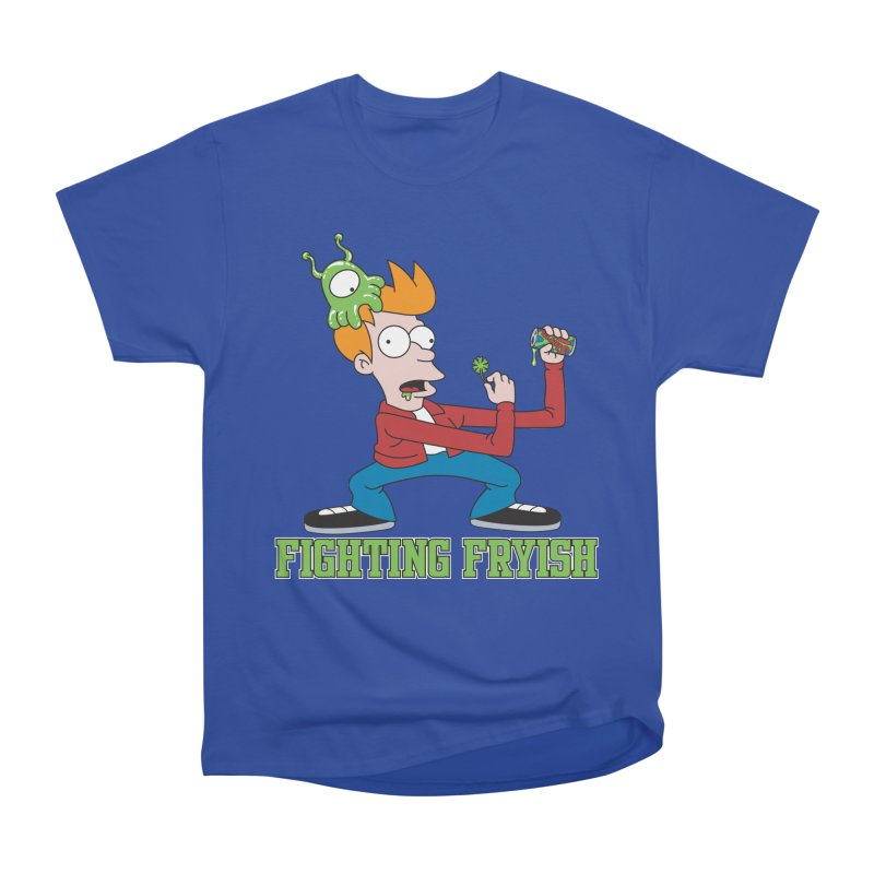 Fighting Fryish Men's Classic T-Shirt by bennygraphix's Artist Shop