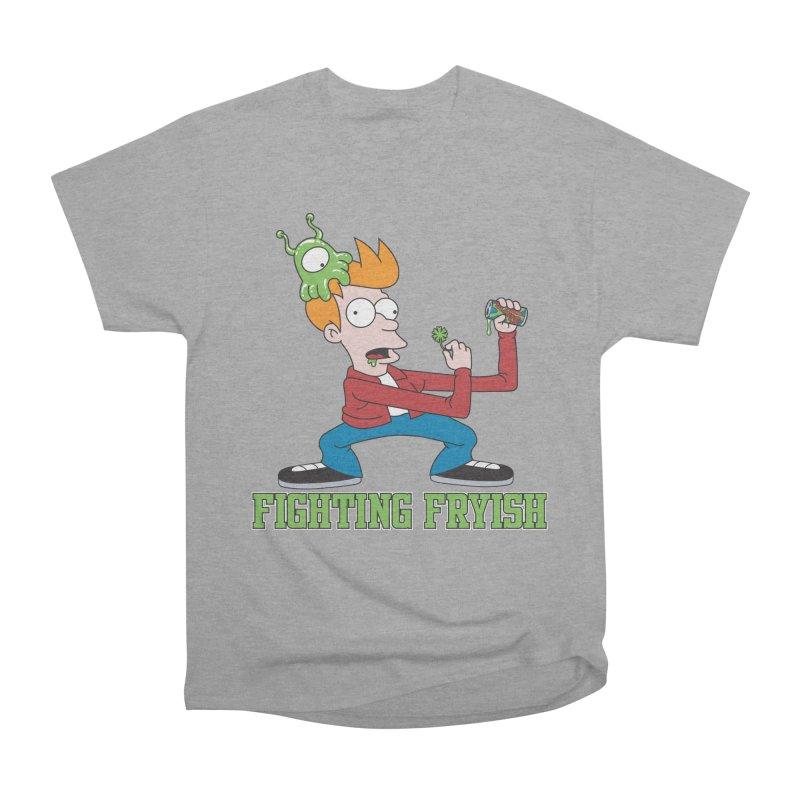 Fighting Fryish Men's Classic T-Shirt by bennygraphix's Artist Shop