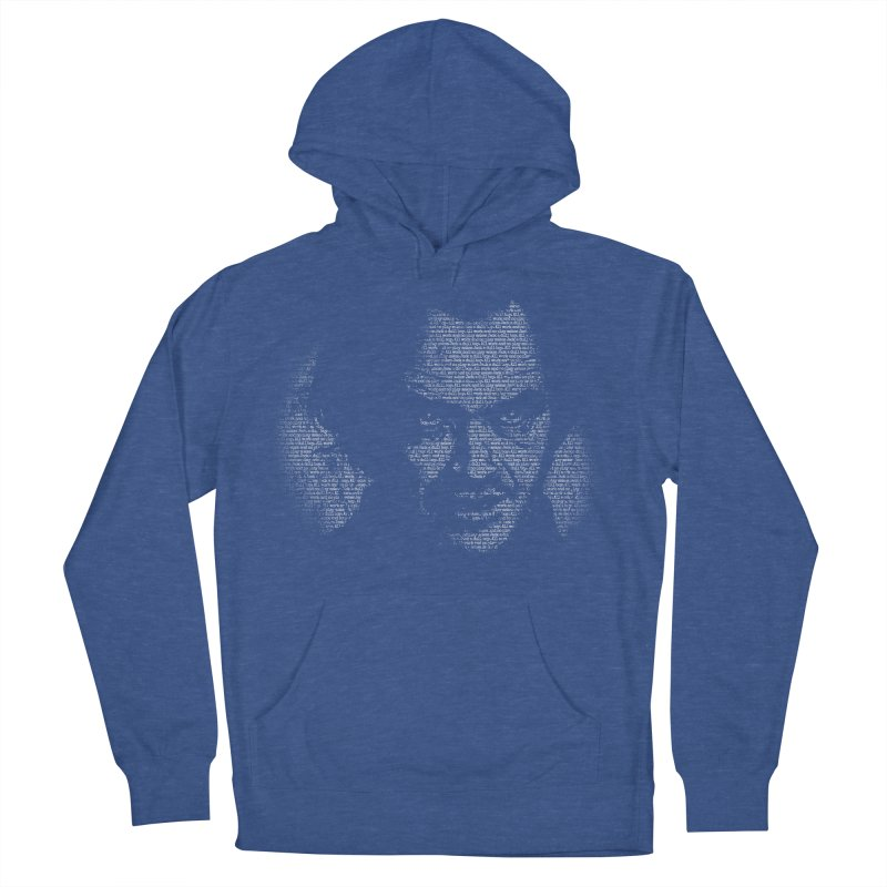 All Work and No Play Men's Pullover Hoody by bennygraphix's Artist Shop