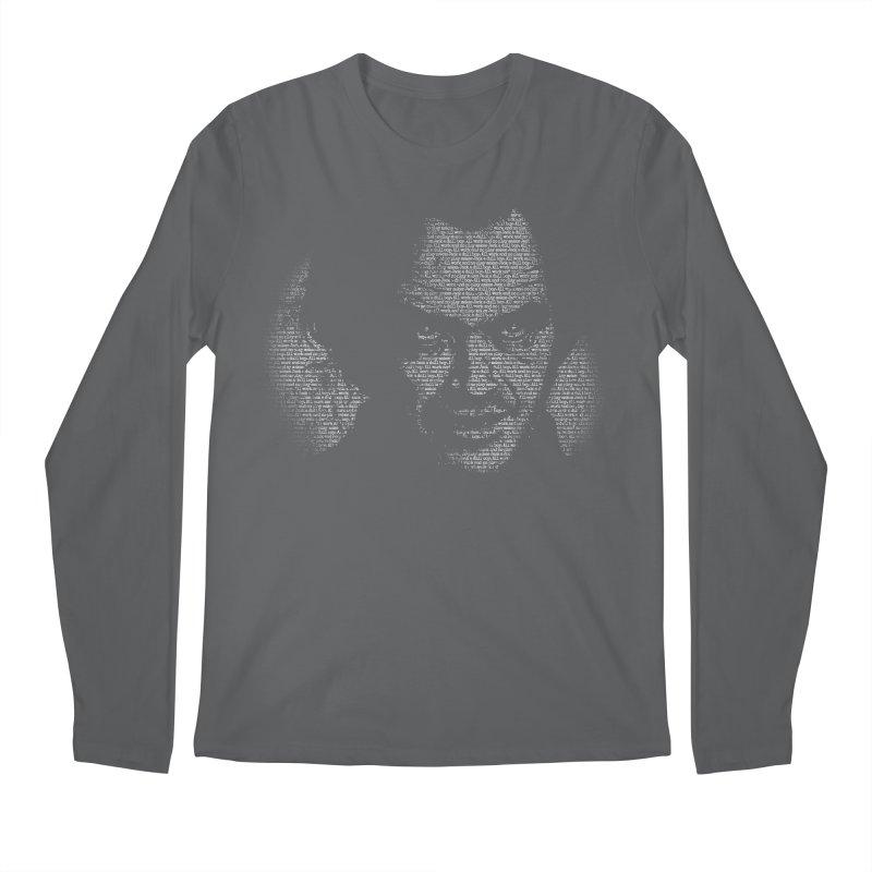 All Work and No Play Men's Longsleeve T-Shirt by bennygraphix's Artist Shop