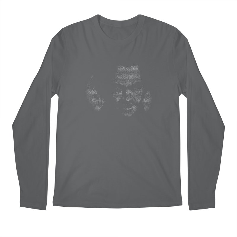 All Work and No Play Men's Regular Longsleeve T-Shirt by bennygraphix's Artist Shop