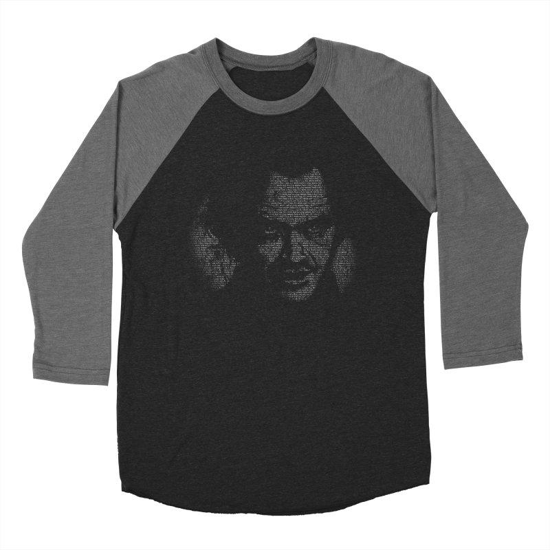 All Work and No Play Women's Baseball Triblend Longsleeve T-Shirt by bennygraphix's Artist Shop