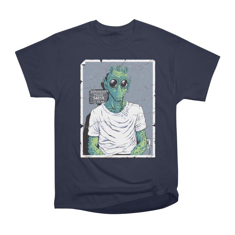 Lone Gunman Women's Classic Unisex T-Shirt by bennygraphix's Artist Shop
