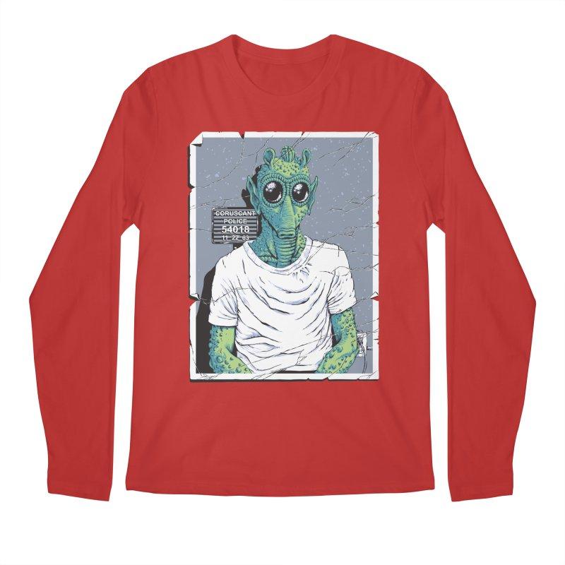 Lone Gunman Men's Longsleeve T-Shirt by bennygraphix's Artist Shop