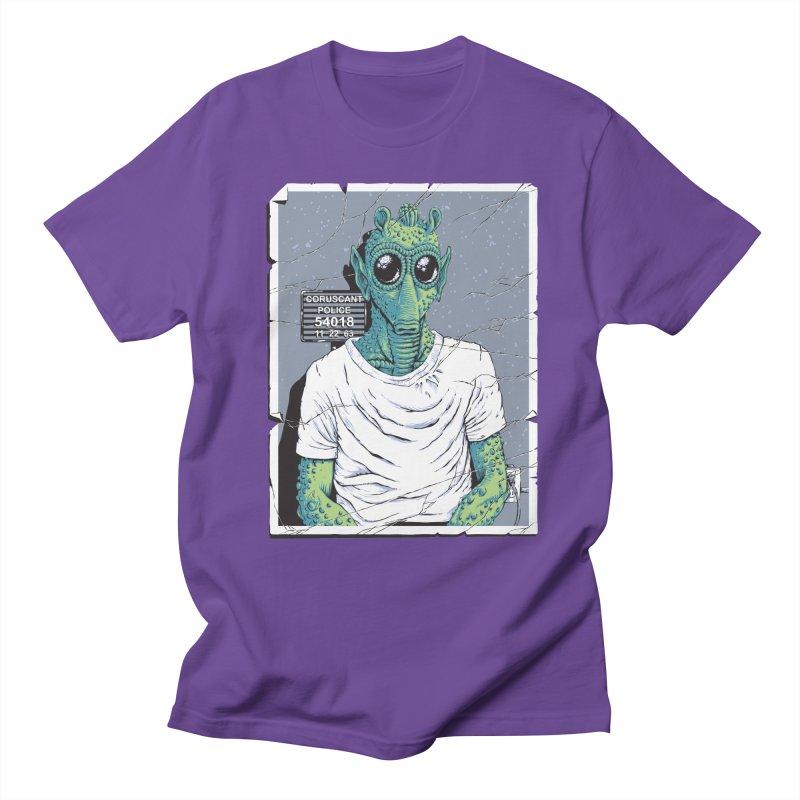 Lone Gunman Men's Regular T-Shirt by bennygraphix's Artist Shop