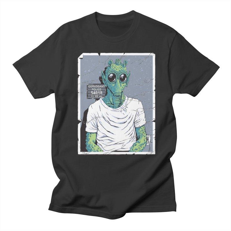 Lone Gunman Men's T-Shirt by bennygraphix's Artist Shop