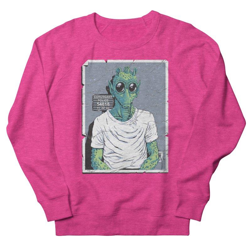 Lone Gunman Women's French Terry Sweatshirt by bennygraphix's Artist Shop