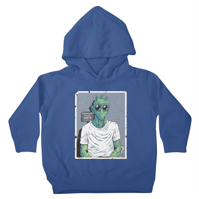 Lone Gunman Kids Toddler Pullover Hoody by bennygraphix's Artist Shop