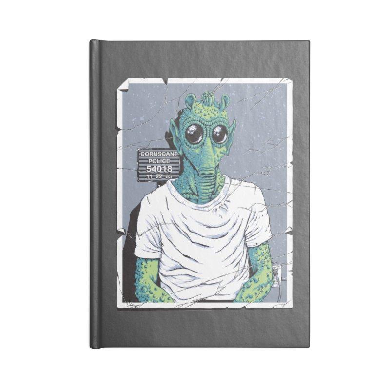 Lone Gunman Accessories Notebook by bennygraphix's Artist Shop