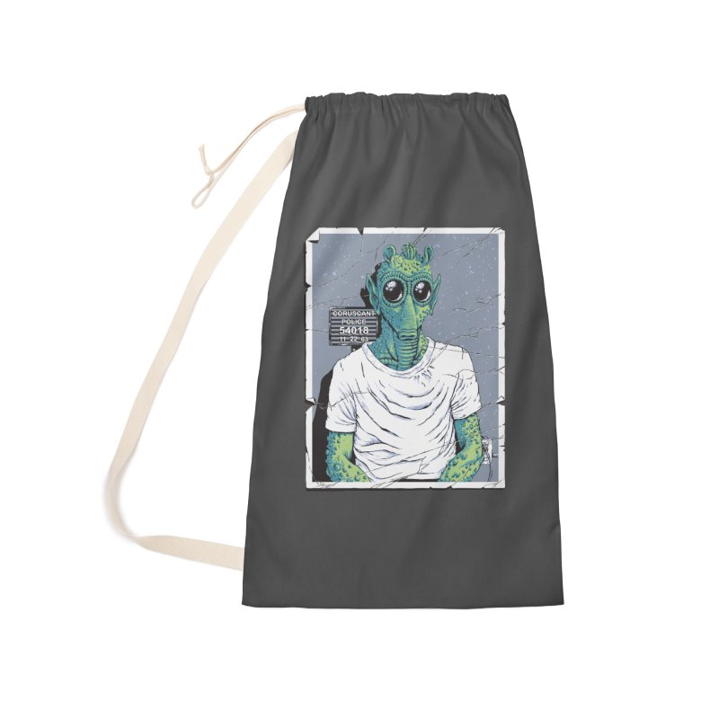 Lone Gunman Accessories Laundry Bag Bag by bennygraphix's Artist Shop