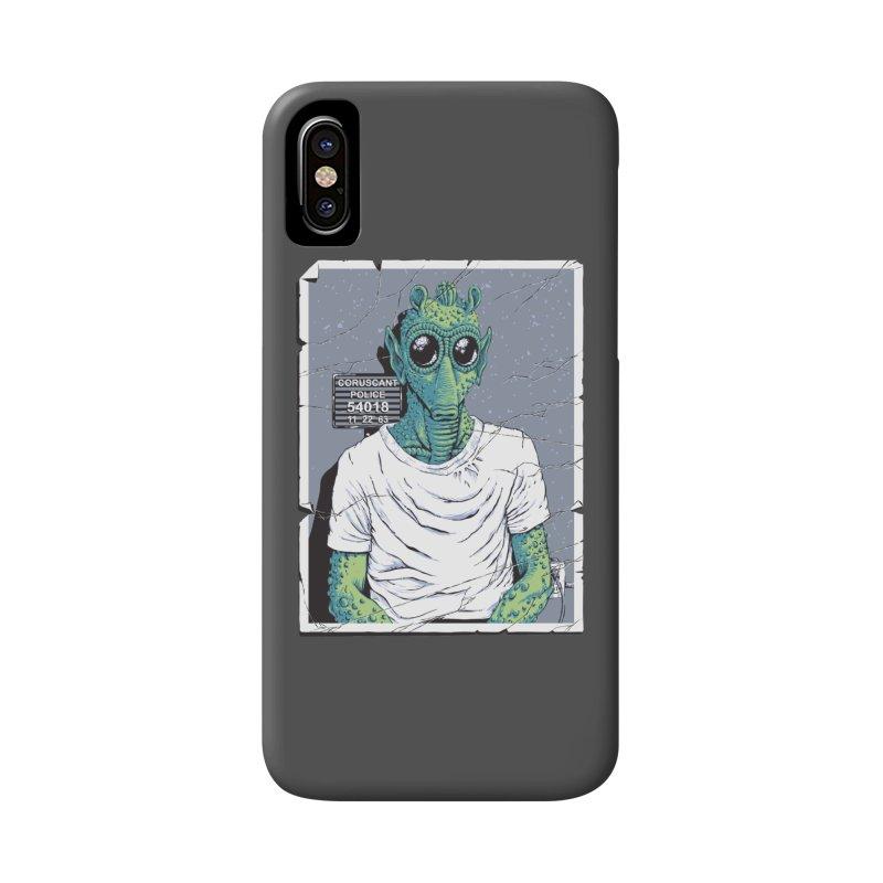 Lone Gunman Accessories Phone Case by bennygraphix's Artist Shop