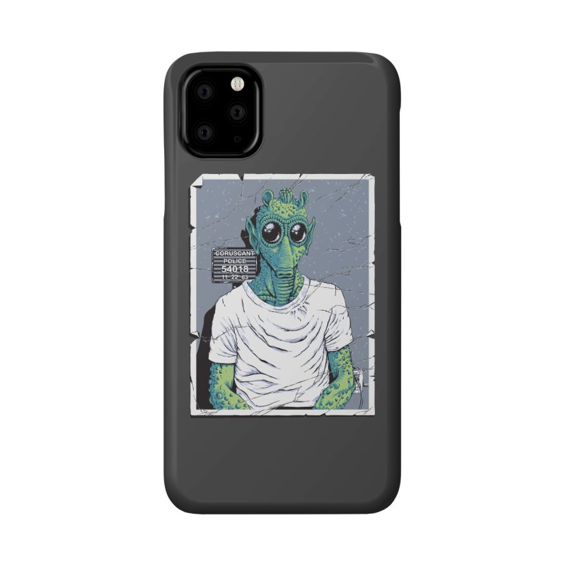 Lone Gunman Accessories Phone Case by bennygraphix's Artist Shop