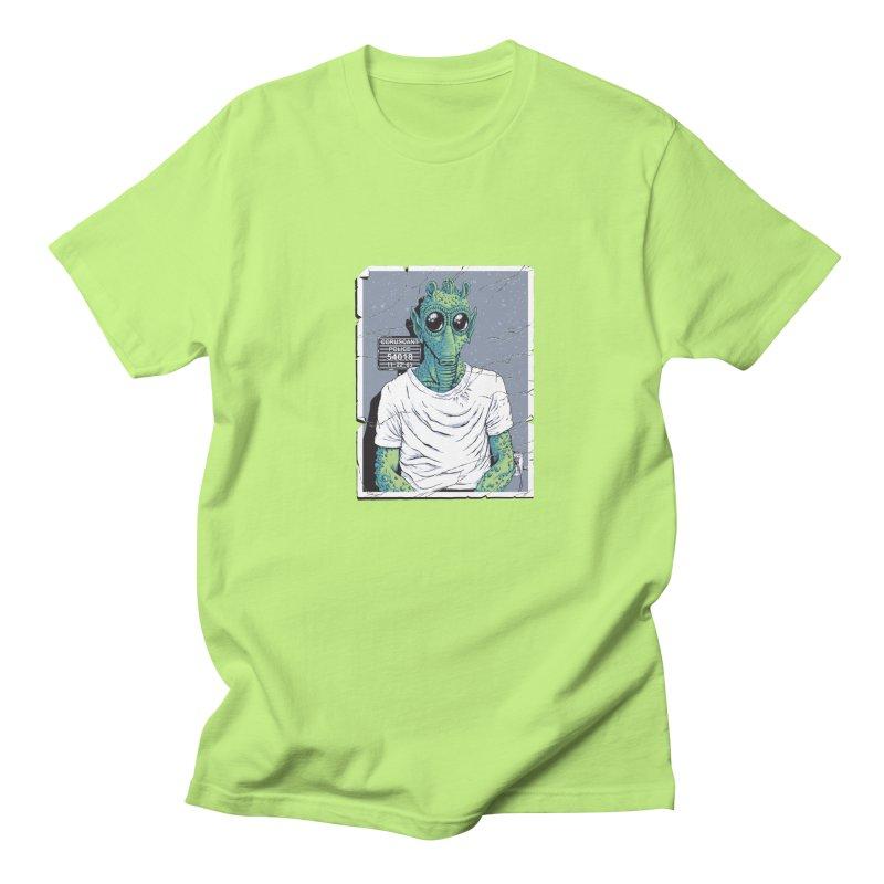 Lone Gunman Women's Regular Unisex T-Shirt by bennygraphix's Artist Shop