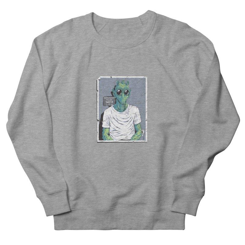 Lone Gunman Men's French Terry Sweatshirt by bennygraphix's Artist Shop