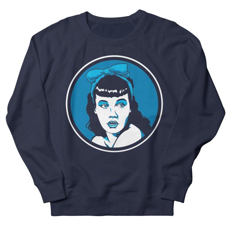 Bettie Bow Men's Sweatshirt by bennygraphix's Artist Shop