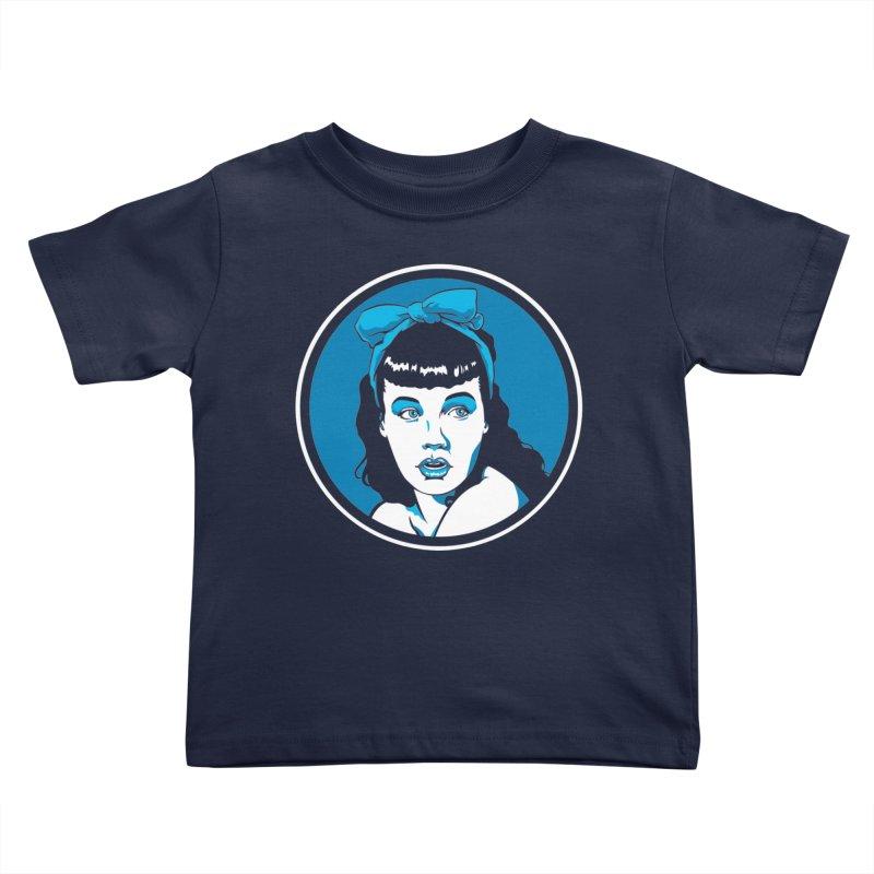 Bettie Bow Kids Toddler T-Shirt by bennygraphix's Artist Shop
