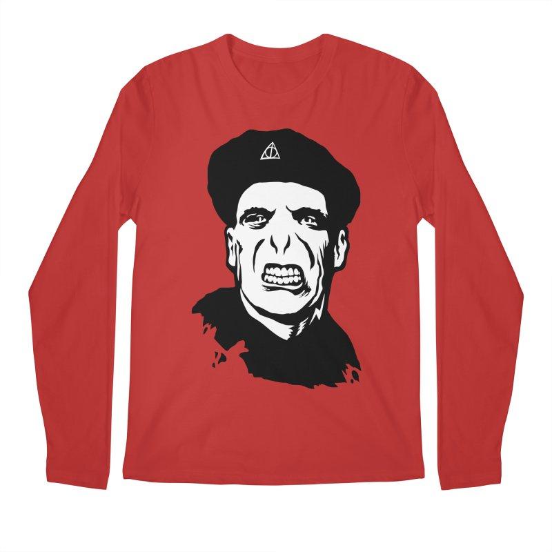 Viva El Voldemort! Men's Longsleeve T-Shirt by bennygraphix's Artist Shop