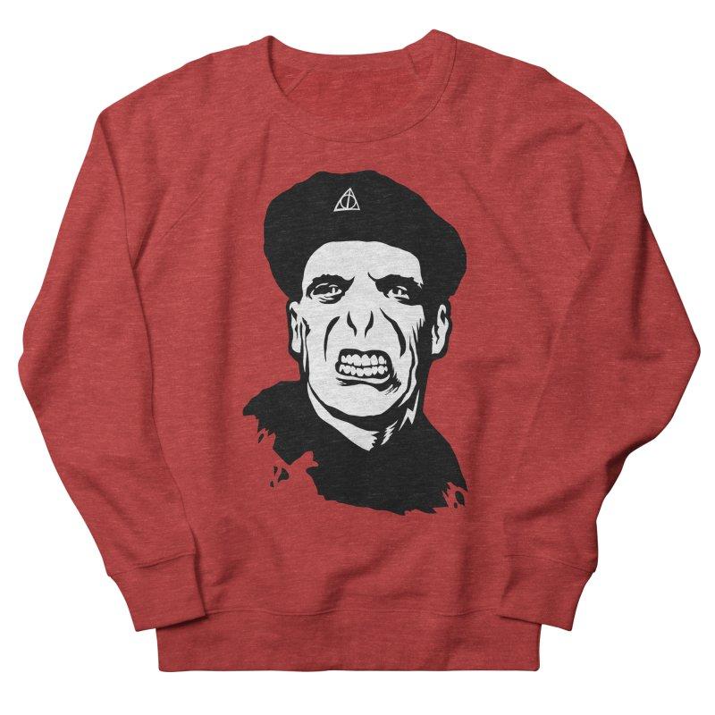 Viva El Voldemort! Men's French Terry Sweatshirt by bennygraphix's Artist Shop