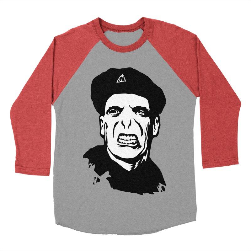 Viva El Voldemort! Men's Baseball Triblend Longsleeve T-Shirt by bennygraphix's Artist Shop