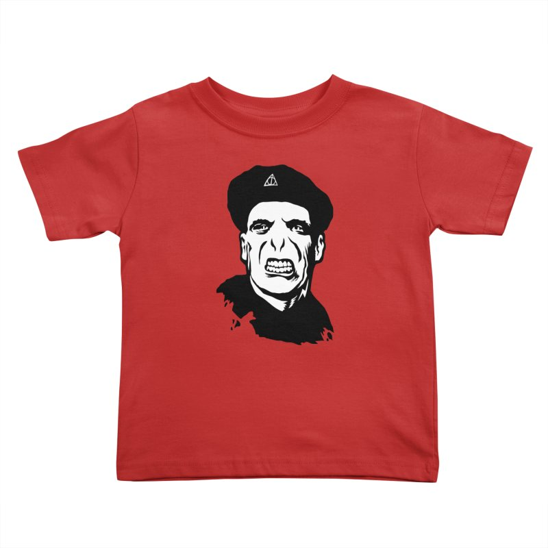 Viva El Voldemort! Kids Toddler T-Shirt by bennygraphix's Artist Shop