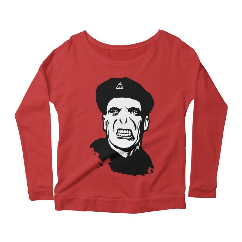 Viva El Voldemort! Women's Scoop Neck Longsleeve T-Shirt by bennygraphix's Artist Shop