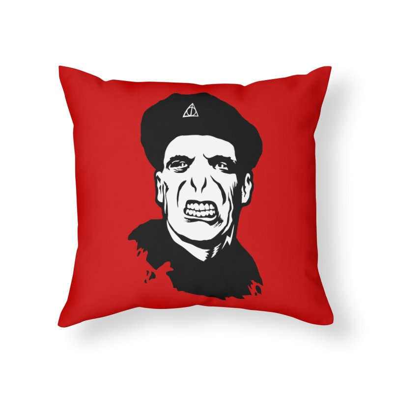 Viva El Voldemort! Home Throw Pillow by bennygraphix's Artist Shop