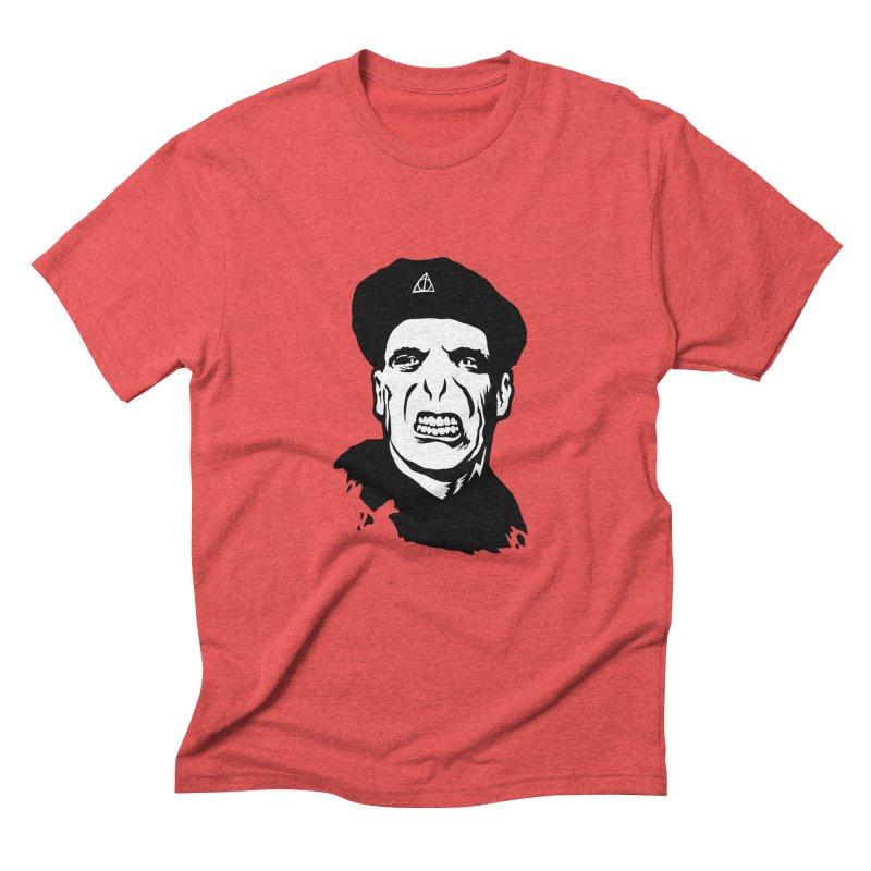 Viva El Voldemort! Men's Triblend T-Shirt by bennygraphix's Artist Shop