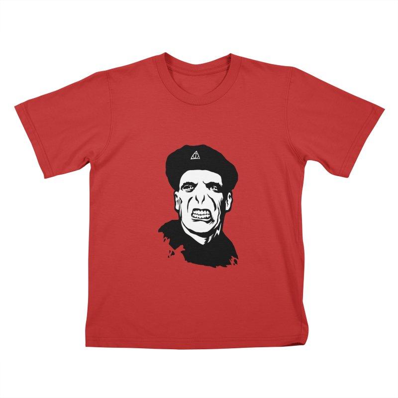 Viva El Voldemort! Kids T-Shirt by bennygraphix's Artist Shop