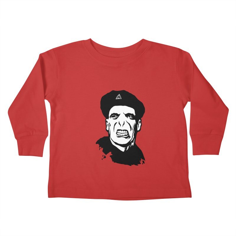 Viva El Voldemort! Kids Toddler Longsleeve T-Shirt by bennygraphix's Artist Shop