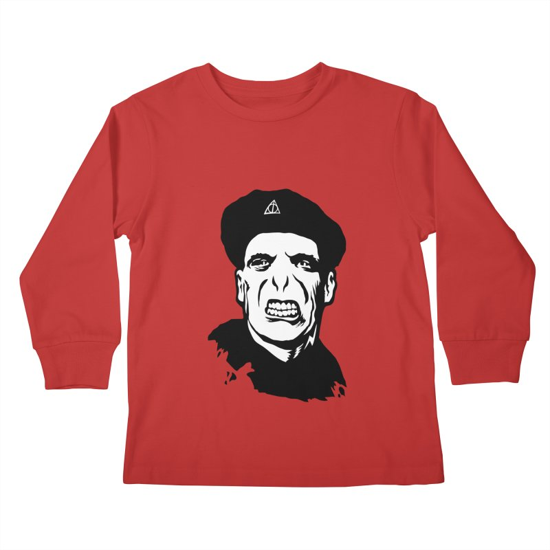 Viva El Voldemort! Kids Longsleeve T-Shirt by bennygraphix's Artist Shop