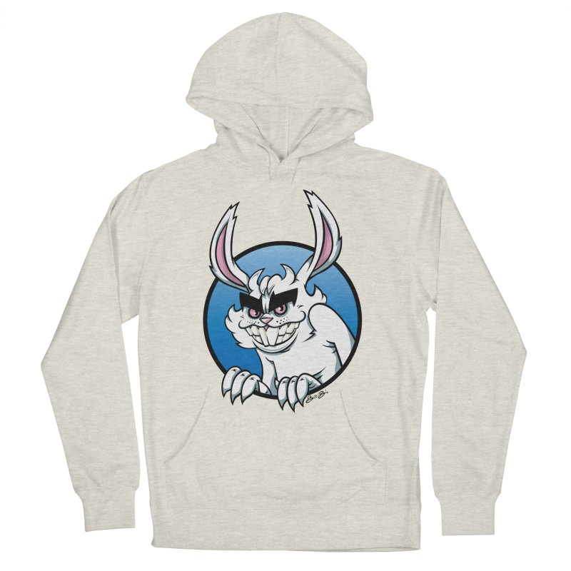 Bad Bunny Women's Pullover Hoody by bennygraphix's Artist Shop
