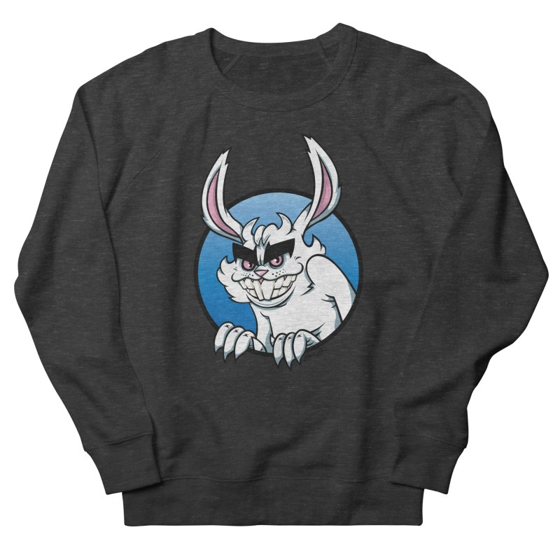Bad Bunny Women's Sweatshirt by bennygraphix's Artist Shop