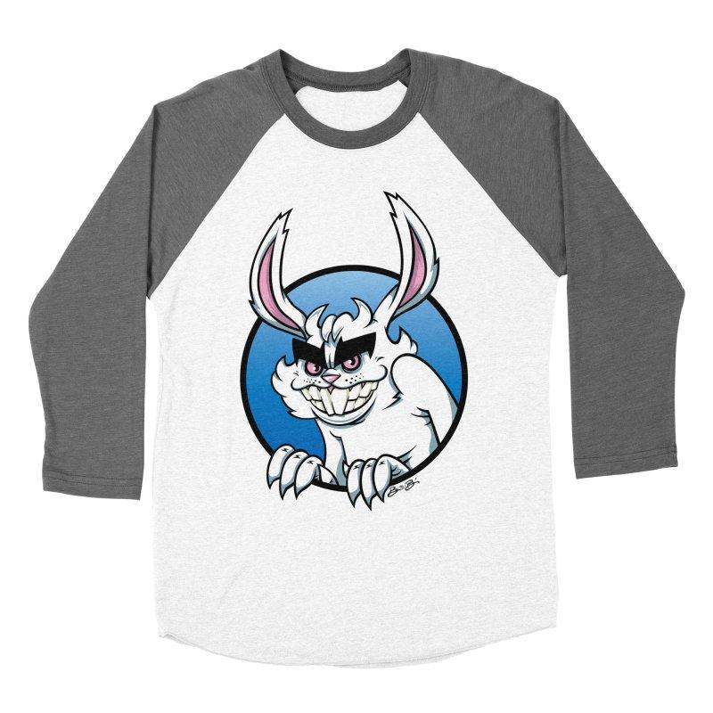 Bad Bunny Men's Baseball Triblend Longsleeve T-Shirt by bennygraphix's Artist Shop