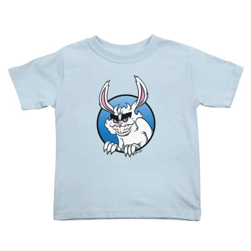 Bad Bunny Kids Toddler T-Shirt by bennygraphix's Artist Shop