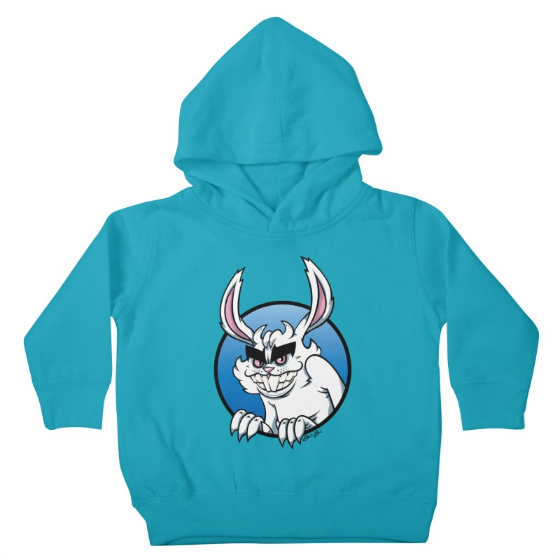 Bad Bunny Kids Toddler Pullover Hoody by bennygraphix's Artist Shop