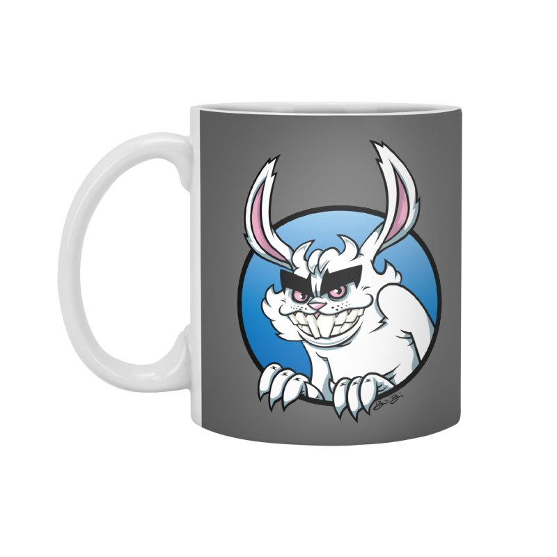 Bad Bunny Accessories Mug by bennygraphix's Artist Shop