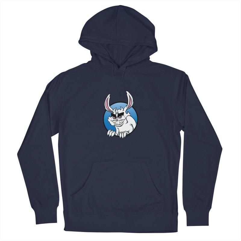 Bad Bunny Men's Pullover Hoody by bennygraphix's Artist Shop