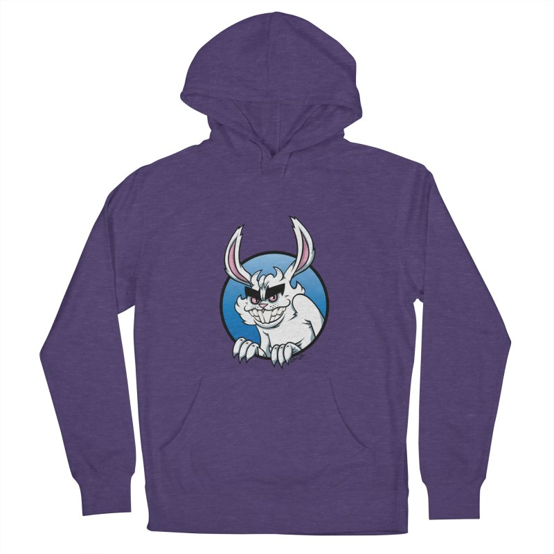 Bad Bunny Women's French Terry Pullover Hoody by bennygraphix's Artist Shop