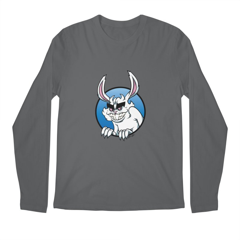 Bad Bunny Men's Regular Longsleeve T-Shirt by bennygraphix's Artist Shop