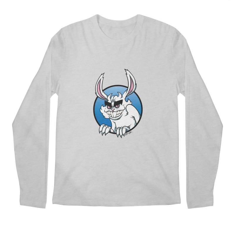 Bad Bunny Men's Regular Longsleeve T-Shirt by bennygraphix's Artist Shop