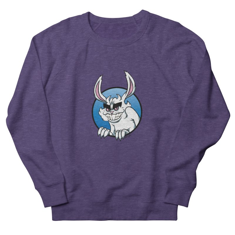 Bad Bunny Men's French Terry Sweatshirt by bennygraphix's Artist Shop