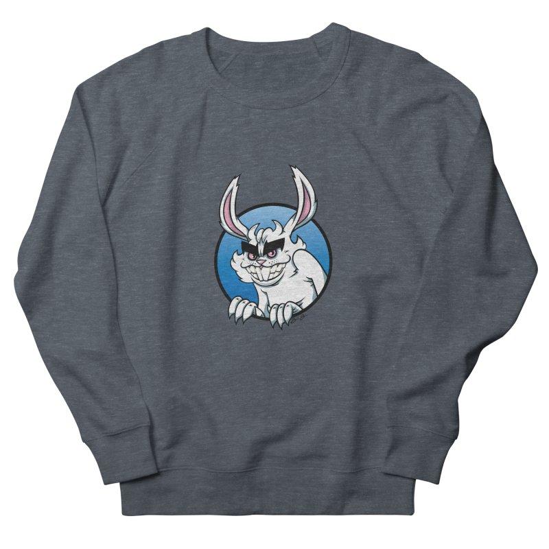 Bad Bunny Men's French Terry Sweatshirt by bennygraphix's Artist Shop