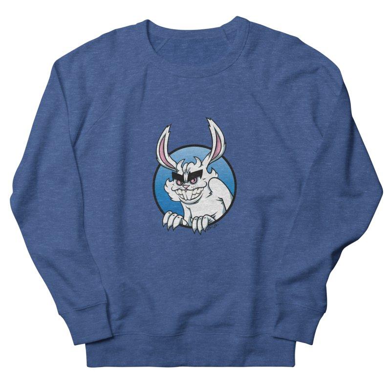 Bad Bunny Men's Sweatshirt by bennygraphix's Artist Shop