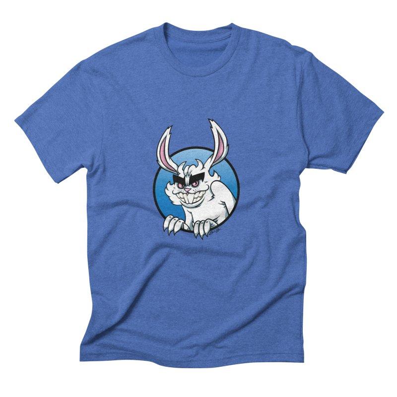 Bad Bunny Men's T-Shirt by bennygraphix's Artist Shop